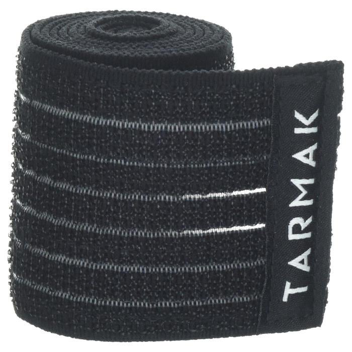 Herbruikbare tape 6 cm x 0,9 m zwart
