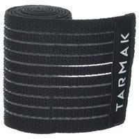 Atkārtoti izmantojama atbalsta saite, 8cm x 1,2 m, melna