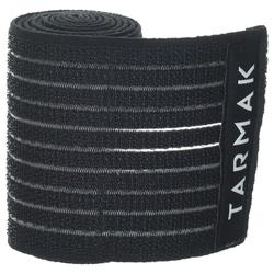 Venda reutilizable 8 cm x 1,2 m negro