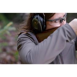 Jagd-Softshelljacke Damen 500 braun