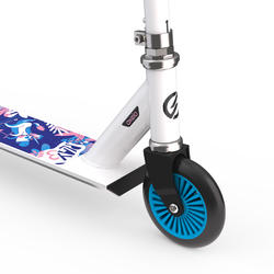 Play 3 Kids' Scooter - White/Blue