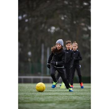Fußball First Kick Größe 4 (Kinder 8 bis 12 Jahre) gelb