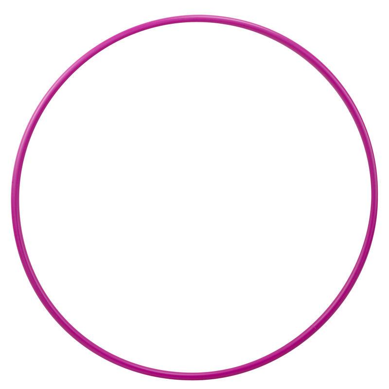 Rhythmic Gymnastics Hoop 75 cm - Purple