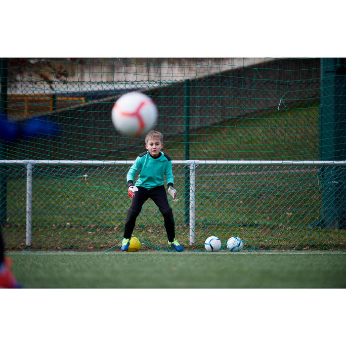 F100 Kids' Goalkeeper Bottoms - Black