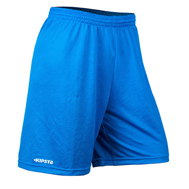 Kids' Football Shorts F100 - Blue