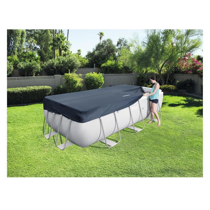 Cobertor Solar Piscina Bestway Rectangular