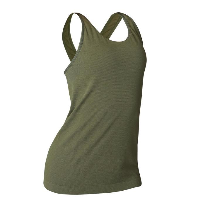 Débardeur sans coutures Yoga+ femme - 1419202