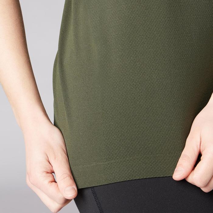 Débardeur sans coutures Yoga+ femme - 1419204