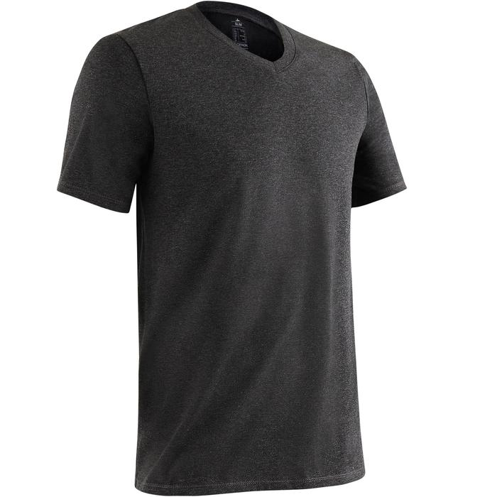 T-Shirt slim Gym & Pilates homme - 1419269