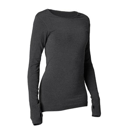 e76ab1f7e Koszulka do jogi długi rękaw | Domyos by Decathlon