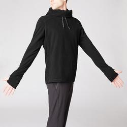 放鬆瑜珈汗衫 - 黑色