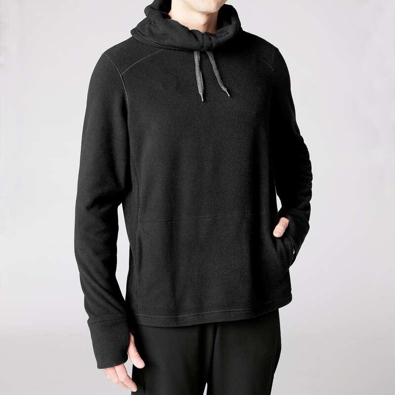 MAN YOGA APPAREL Clothing - Yoga Sweatshirt DOMYOS - By Sport