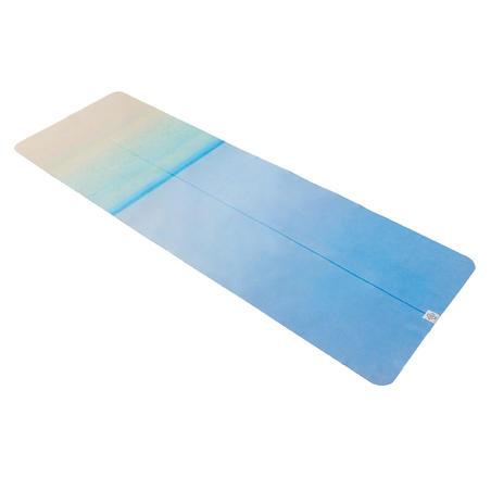 Non-Slip Yoga Towel - Beach Print