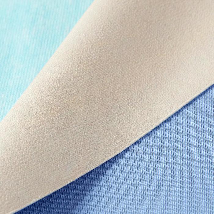 Serviette yoga  antiderapante - absorbante imprimé plage