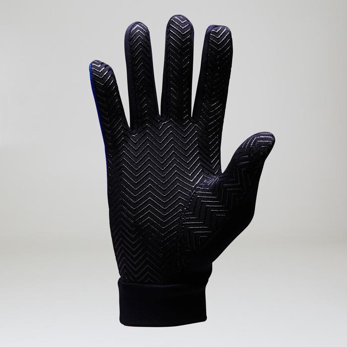 Handschoenen Keepwarm warm volwassenen felblauw