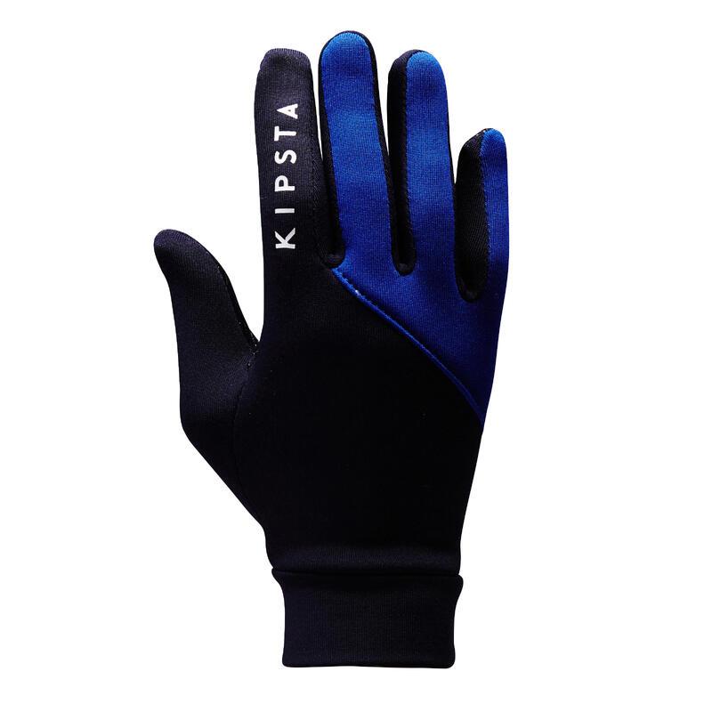 Gants adulte Keepdry 500 bleus