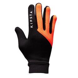 Handschoenen Keepwarm volwassenen oranje