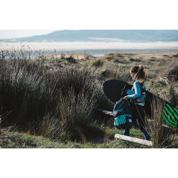 "Compressie-kitebag kitesurf ""Travel"""