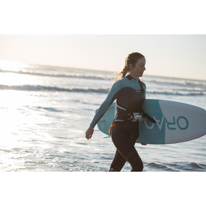 "PLANCHE DE KITESURF DE FREERIDE/VAGUES  - ""SURF KITE 500""  - 5'4 - 1419699"