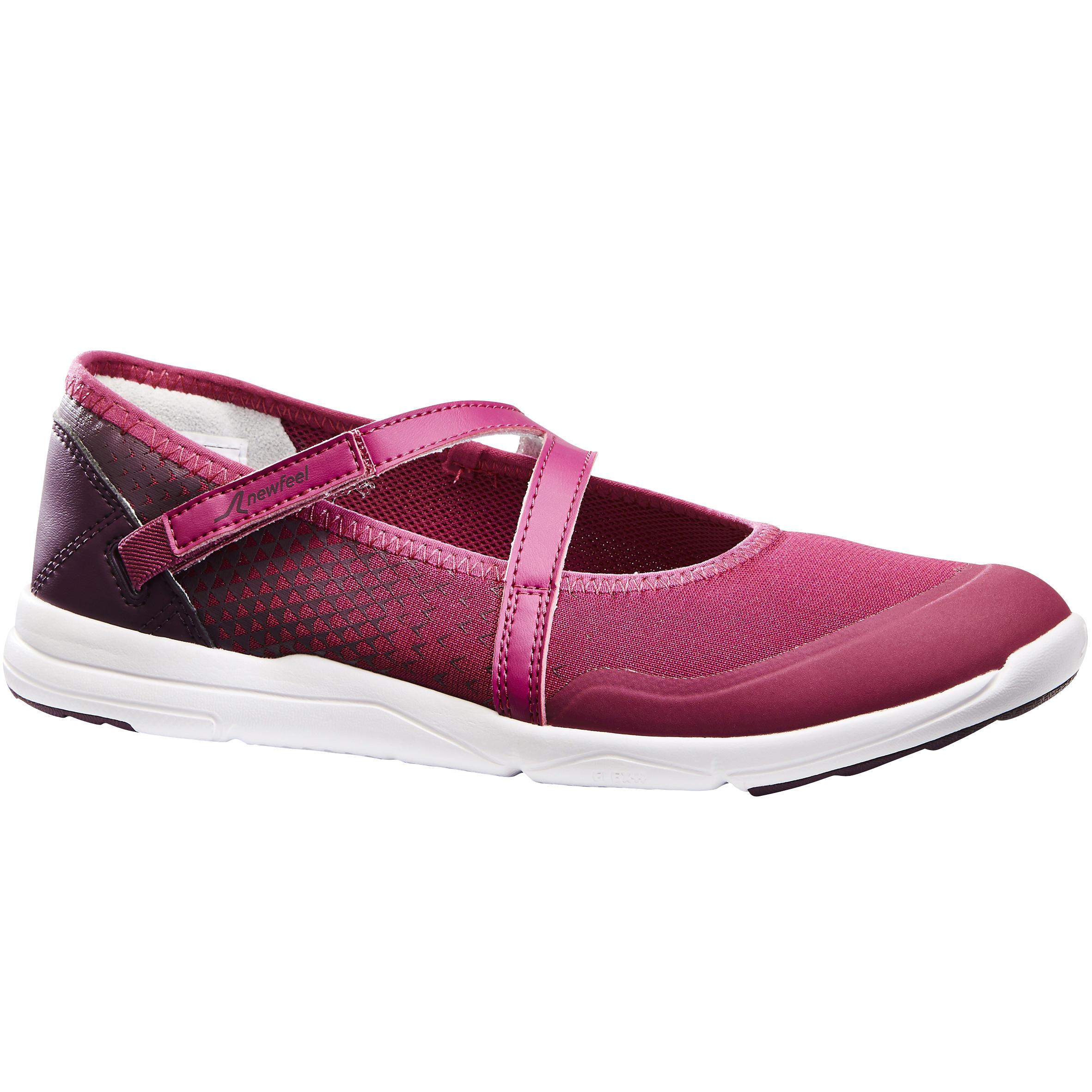 Newfeel Dames ballerina's voor sportief wandelen PW 160 Br'easy