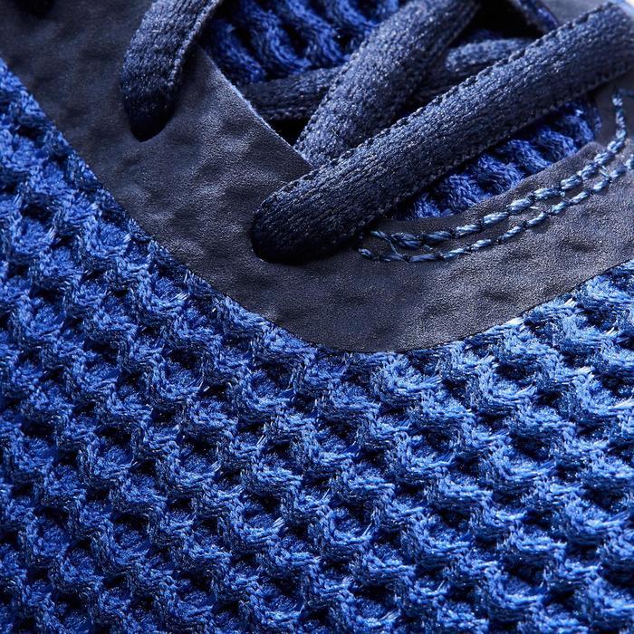 Herensneakers voor sportief wandelen Revolution 4 blauw