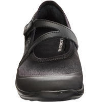 Tenis Caminar PW 160 Br'easy Mujer Negro