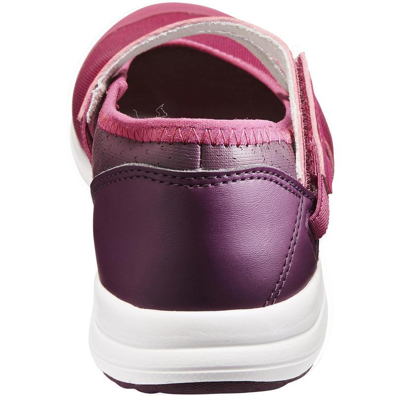 Ballerines marche sportive femme PW 160 Br'easy violet