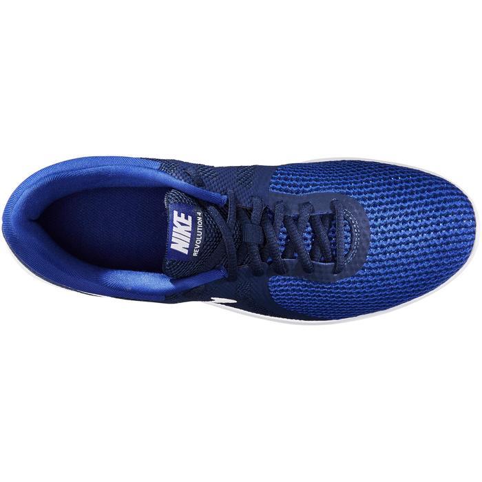 best service d140c c215a Zapatillas de marcha deportiva para hombre Revolution 4 azul