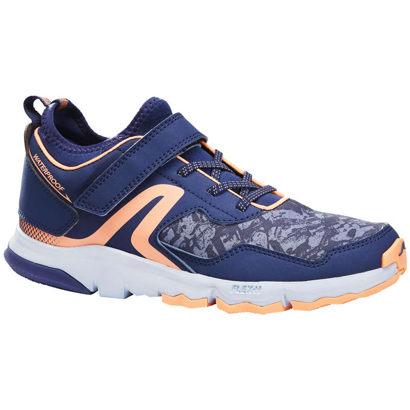 GYEREK SPORTGYALOGLÓ CIP#K - Cipő NW 580, kék, korallpiros NEWFEEL