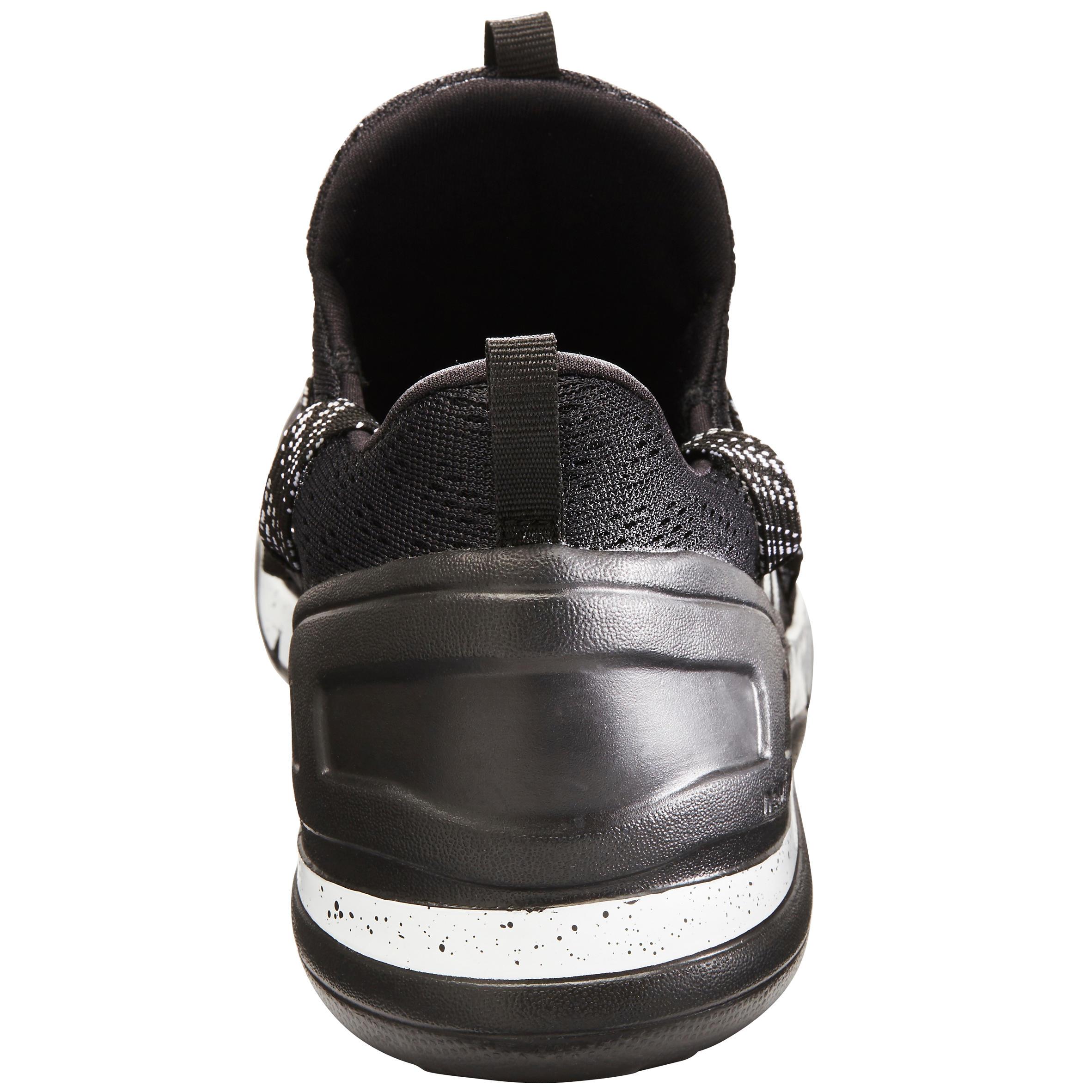 PW 140 Men's Fitness Walking Shoes - White/Black