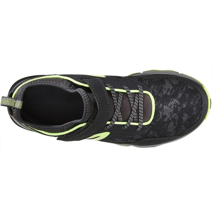 NW 580 Children's Nordic Walking Shoes grey green