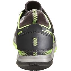 NW 580 Kids' Nordic Walking Shoes grey green
