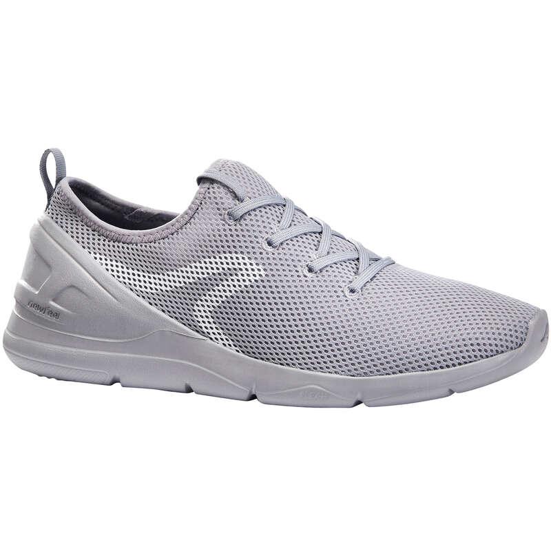 ERKEK SPORTİF YÜRÜYÜŞ AYAKKABILARI Koşu - PW 100 Spor Ayakkabı NEWFEEL - Koşu