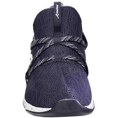 Chaussures marche sportive homme PW 140 bleu / blanc