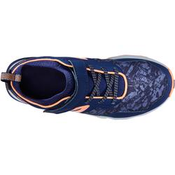 NW 580 Nordic walking shoes blue/coral