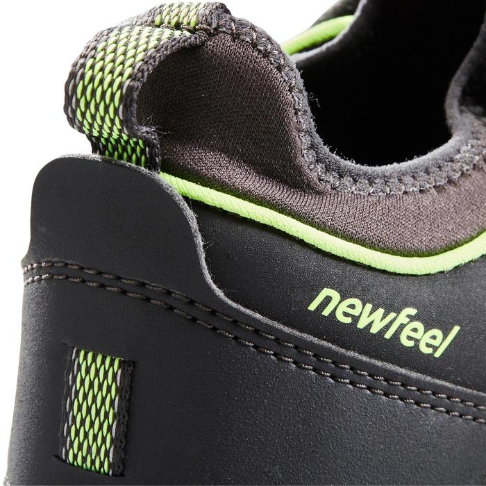 NW 580 Children's Nordic Walking Shoes grey green - 1419947