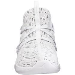 Zapatillas marcha deportiva mujer PW 140 blanco
