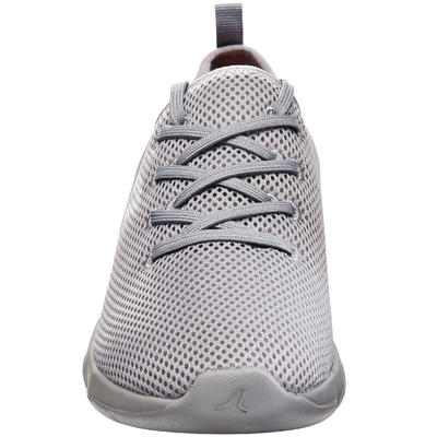 PW 100 Women's Fitness Walking Shoes - Dark Grey