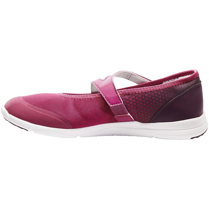 Ballerines marche sportive femme PW 160 Br'easy violet