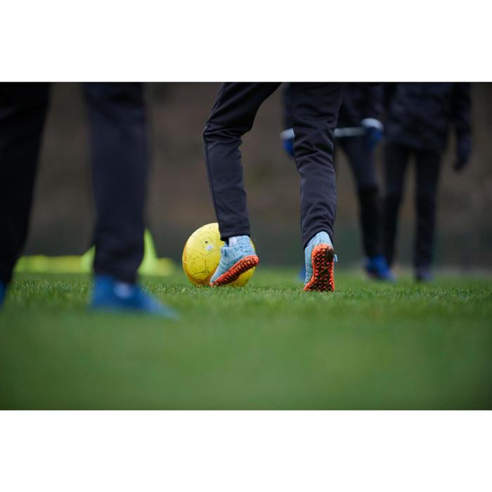 4號足球(適合8至12歲兒童)First Kick-黃色