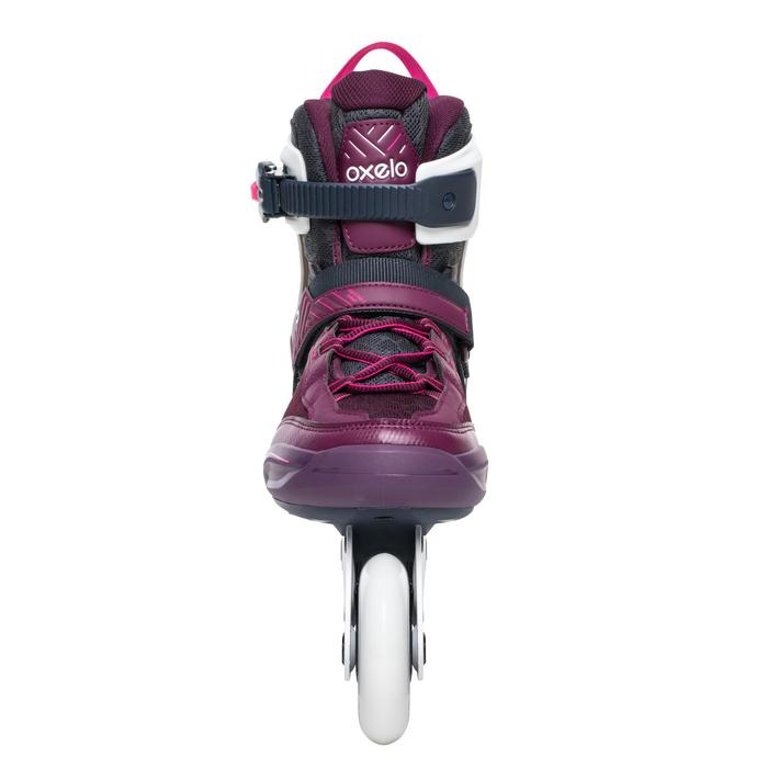 Inline-Skates Inliner Fitness FIT 500 Damen Urban violett