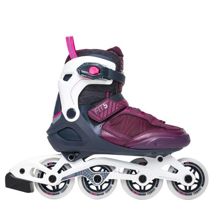 Roller fitness femme FIT500 Peppermint - 1420122