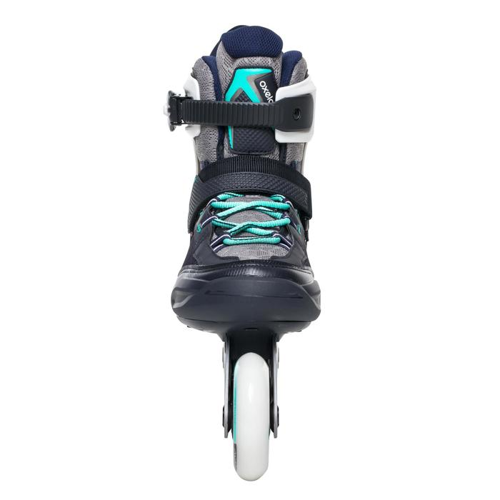 Roller fitness femme FIT500 Peppermint - 1420126