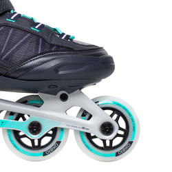 Patines fitness mujer FIT500 Peppermint