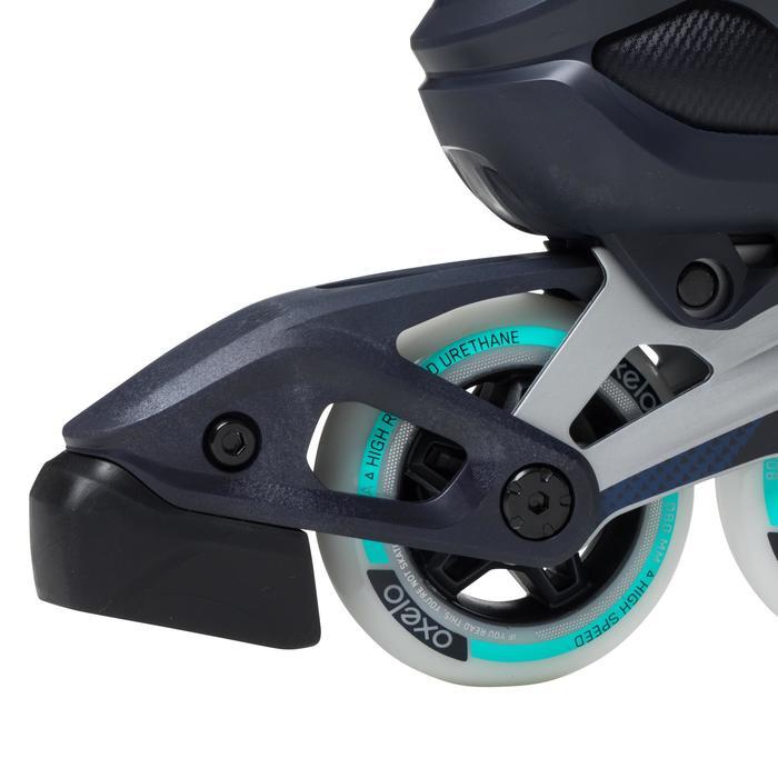 Roller fitness femme FIT500 Peppermint - 1420140