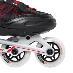 Inline Skates Inliner FIT 500 Techno Herren rot