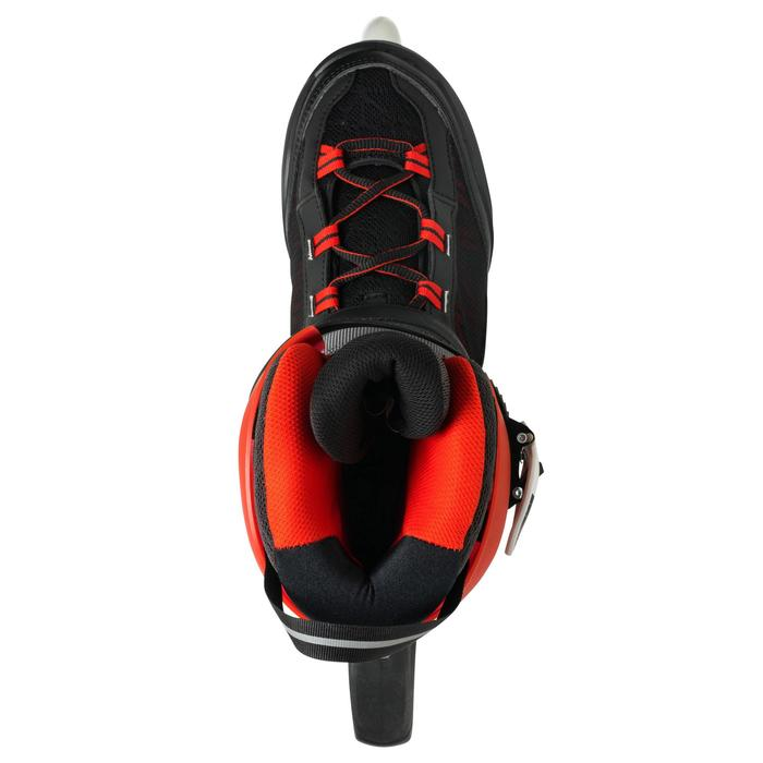 Fitness skeelers voor heren Fit 500 techno red
