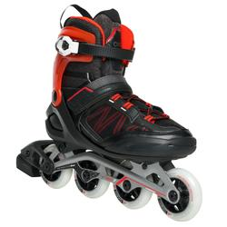 Fitnessskates voor heren Fit 500 techno red
