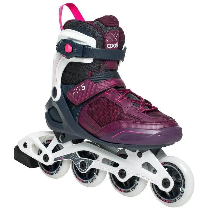 Roller fitness femme FIT500 Peppermint - 1420167