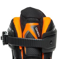 Inline Skates Inliner Fitness FIT 500 Herren acid orange